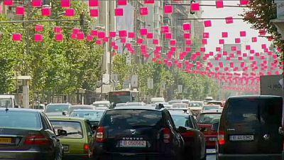 Telekom Romania turns magenta