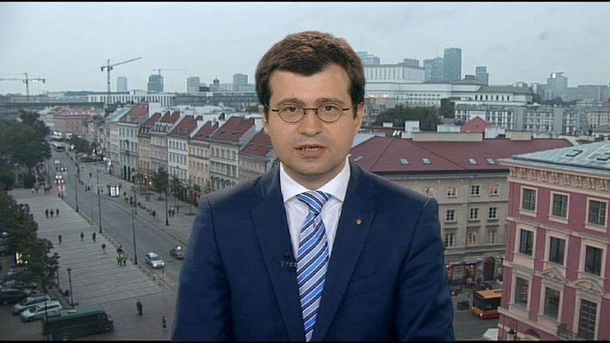 """Sanktions-Spirale: """"Firmen müssen entscheiden, ob sie in Russland bleiben wollen"""""""