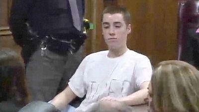 Killer, 19, recaptured after Ohio jail break