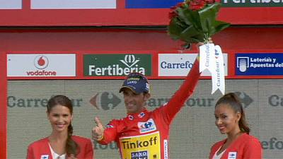 Vuelta a Espana: little change on the penultimate stage
