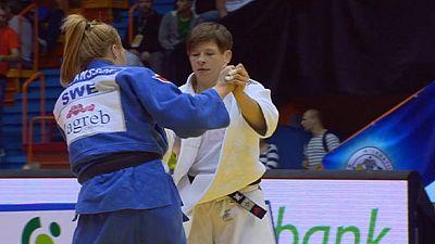 Judo: Zagreb Grand Prix finals