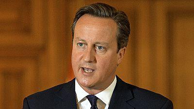 """Дэвид Кэмерон: """"ИГИЛ"""" не только убивает людей, но и представляет угрозу для всей Европы"""