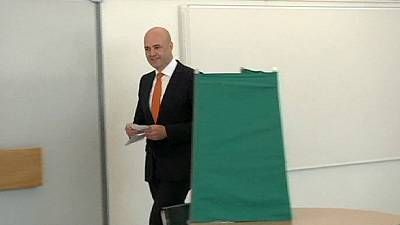 Next Swedish government hang in the balance as general election voting underway