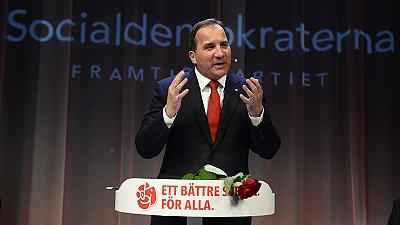 Sweden elects minority centre-left government