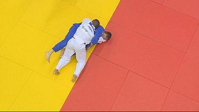 Russland führt Medaillenspiegel beim Judo-Grand-Prix an