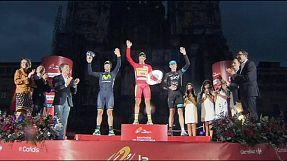 Vuelta a Espana: Alberto Contador seals the deal