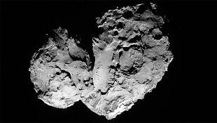 Rosetta lander Philae to aim for comet's 'head'