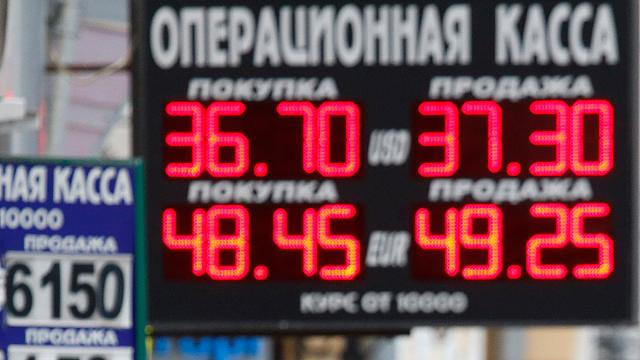 What are the sanctions Russia faces?
