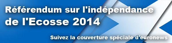 Référendum Sur L'indépendance De L'Ecosse, 18-19 Septembre