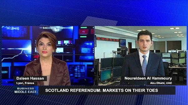 Референдум в Шотландии и ближневосточные рынки
