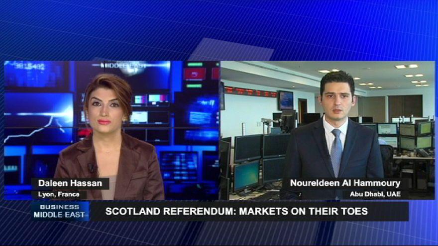 استفتاء اسكتلندا:قضايا اقتصادية قد تلقي بظلالها على الشرق الأوسط