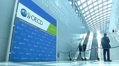 OECD calls for stronger Eurozone growth, slashes forecast
