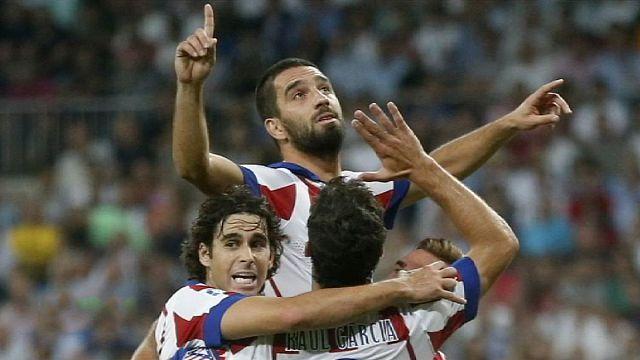 Korner: Arda Turan Real Madrid'i yıktı