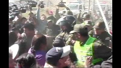 Bolivian prison riot leaves four people dead