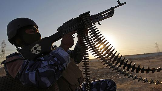 US launches airstrikes at ISIL targets in Iraq