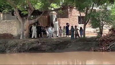 Inundaciones en Pakistán dejan cientos de muertos