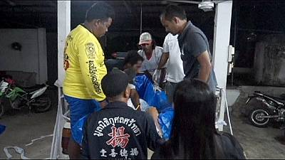 Migrants quizzed over tourist murders in Thailand