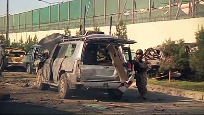 NATO troops killed in Kabul suicide blast