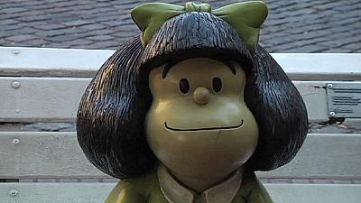 Mafalda the comic strip turns 50