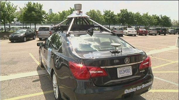 Honda unveils self-driving car in Detroit