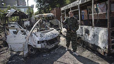 Self-rule for rebel-held Ukraine passed in 'secret vote'
