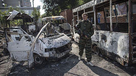 """Self-rule for rebel-held Ukraine passed in """"secret vote"""""""