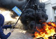 Kyiv is criticised for granting self-rule to rebel-held areas