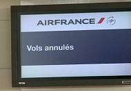"French PM calls Air France pilot's strike ""unacceptable"""