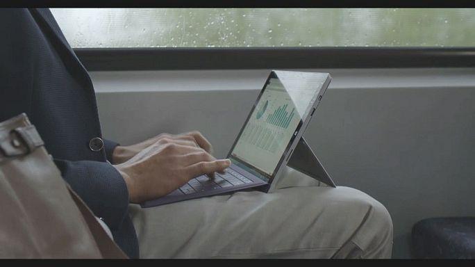 Microsoft attaque les tablettes par le haut