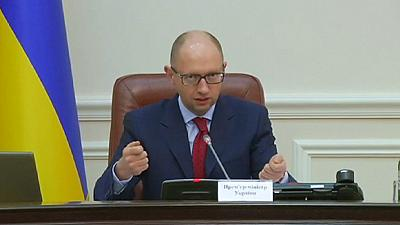PM ucraniano diz que Acordo de Associação abre via a adesão à UE