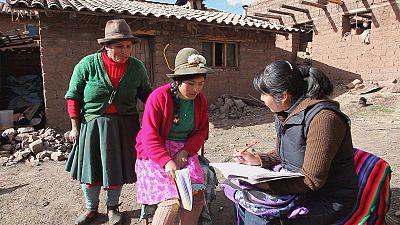 Perú, Finlandia y Jordania: tres proyectos WISE premiados en Doha