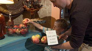 Όχι πολωνικά μήλα για τον Πούτιν!