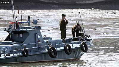 Man tries to swim to North Korea to 'meet leader Kim Jong-un'
