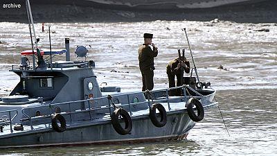 Man tries to swim to North Korea to 'meet leader Kim Jong-un'