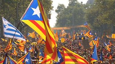 "Rajoy califica el referéndum en Escocia de ""torpedo a la UE"""