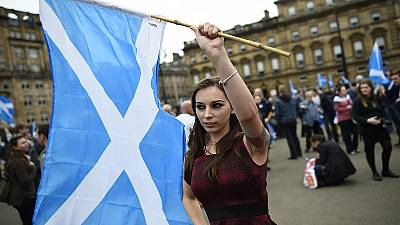 Scotland: final pleas for and against independence from UK
