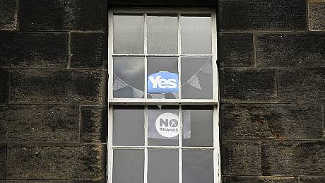 Scotland decides – to be or not to be independent