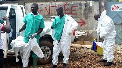 Ebola vaccine trial gets underway in the UK
