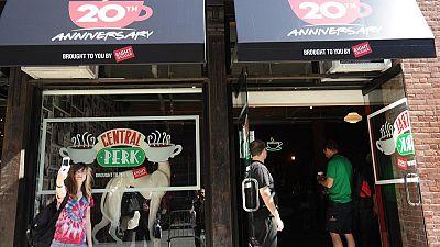 Central Perk rouvre ses portes à New York pour les 20 ans de Friends