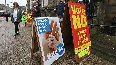 El día de la verdad para Escocia y el Reino Unido