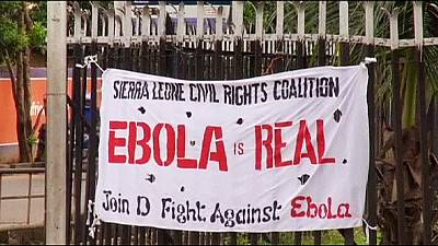 Liberia calls for other countries to follow the US lead in combatting Ebola