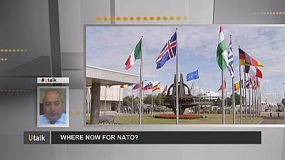 Should NATO have a leadership role in world affairs?