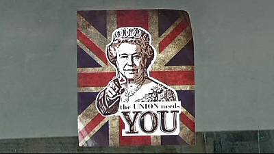 Elizabeth Scotland's sovereign 'no matter what'