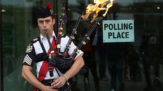 Unida ou separada: Escócia decide hoje o futuro