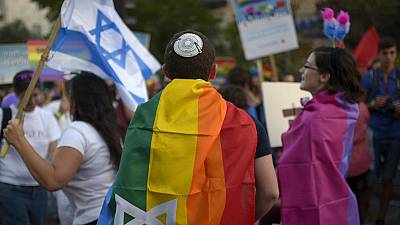 Delayed Jerusalem gay pride march goes ahead
