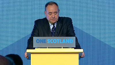 وعود بمزيد من السلطات لإسكتلندا لإرضاء المعسكر الخاسر في الاستفتاء