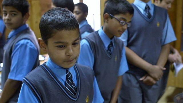 المدارس الداخلية حول العالم