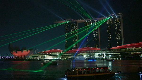سنغافورة: شعلة جديدة من الغاز الطبيعي