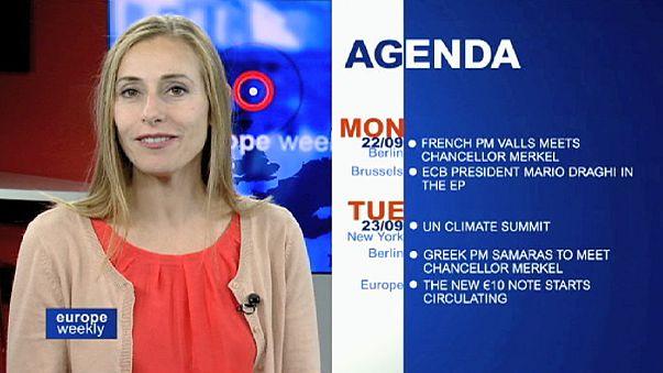 يوروب ويكلي في الاسبوع الثاني من شهر ايلول سبتمبر 2014
