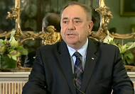 Salmond quits after Scots reject independence from UK